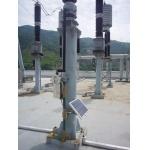 出线平台避雷器监测(无线)