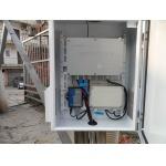厦门电业局电缆终端避雷器在线监测系统